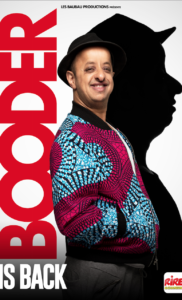 Booder is back